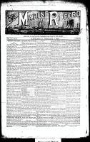 Marine Record (Cleveland, OH1883), February 7, 1889