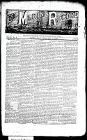 Marine Record (Cleveland, OH1883), February 21, 1889