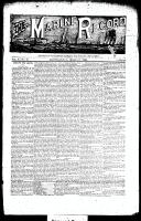 Marine Record (Cleveland, OH1883), March 7, 1889