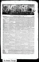 Marine Record (Cleveland, OH1883), March 14, 1889