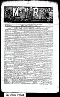 Marine Record (Cleveland, OH1883), March 21, 1889