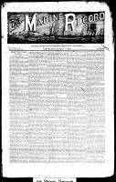 Marine Record (Cleveland, OH1883), May 2, 1889