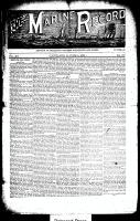 Marine Record (Cleveland, OH1883), June 5, 1890