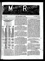 Marine Record (Cleveland, OH1883), May 17, 1894