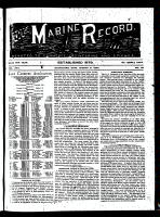 Marine Record (Cleveland, OH1883), August 9, 1894
