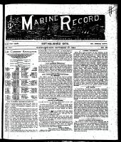 Marine Record (Cleveland, OH1883), September 27, 1894