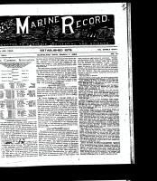 Marine Record (Cleveland, OH1883), March 7, 1895