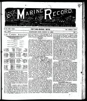 Marine Record (Cleveland, OH1883), March 14, 1895