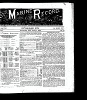 Marine Record (Cleveland, OH1883), April 11, 1895