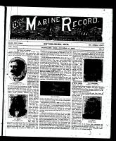 Marine Record (Cleveland, OH1883), October 10, 1895