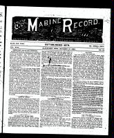 Marine Record (Cleveland, OH1883), October 31, 1895