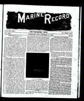 Marine Record (Cleveland, OH1883), December 12, 1895