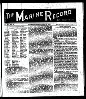 Marine Record (Cleveland, OH1883), March 19, 1896