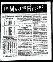 Marine Record (Cleveland, OH1883), April 2, 1896