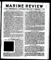 Marine Review (Cleveland, OH), February 1, 1900