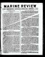 Marine Review (Cleveland, OH), March 8, 1900