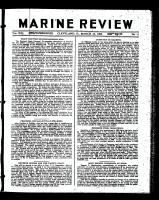 Marine Review (Cleveland, OH), March 15, 1900