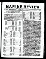 Marine Review (Cleveland, OH), January 31, 1901