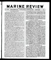 Marine Review (Cleveland, OH), March 14, 1901