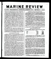 Marine Review (Cleveland, OH), March 21, 1901