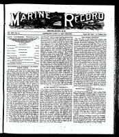 Marine Record (Cleveland, OH1883), April 10, 1902