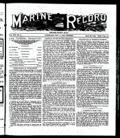 Marine Record (Cleveland, OH1883), May 21, 1902