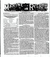 Marine Record (Cleveland, OH1883), December 5, 1901