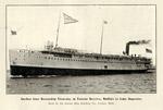 Anchor Line Steamship Tionesta