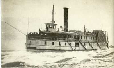 Steamer Passport