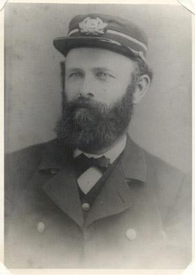 Captain Edward Zealand Jr.