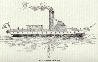 Steamer Queen Charlotte