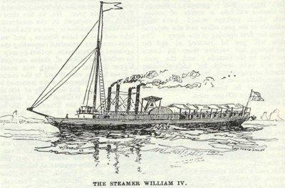 The Steamer William IV