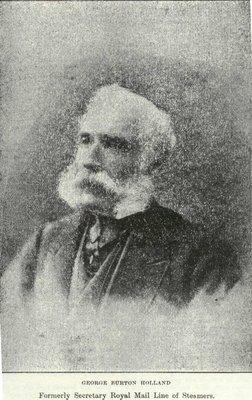 George Burton Holland