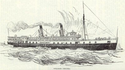 Steamer Chicora