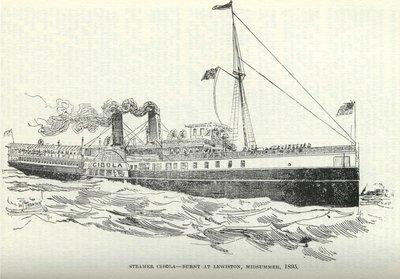 Steamer Cibola