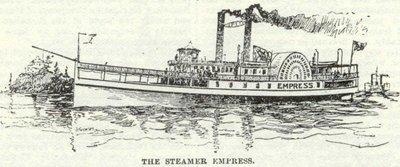 The Steamer Empress