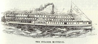 The Steamer Montreal