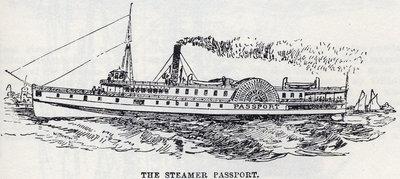 The Steamer Passport