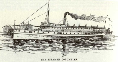 The Steamer Columbian
