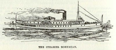 The Steamer Bohemian