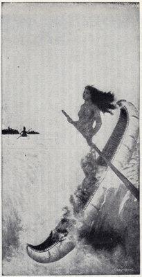 Legend of Niagara Falls: The Maiden's Sacrifice