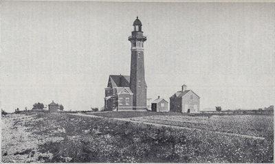 Lake Ontario Lighthouse -- Braddock's Point