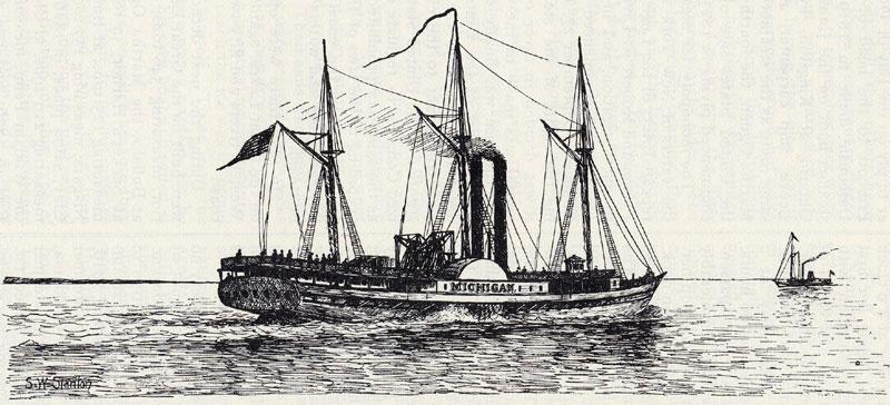 Steamboat Michigan