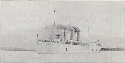 Passenger Steamer North West