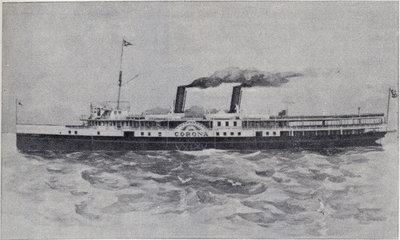 Steamer Corona