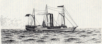 Steamboat Thomas Jefferson