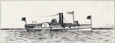 Steamer North Star