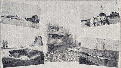 Wreck scenes