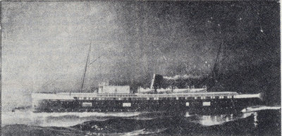 Steamer Virginia
