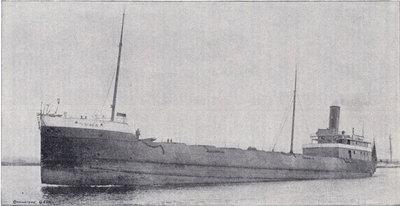 Steel steamer Yuma